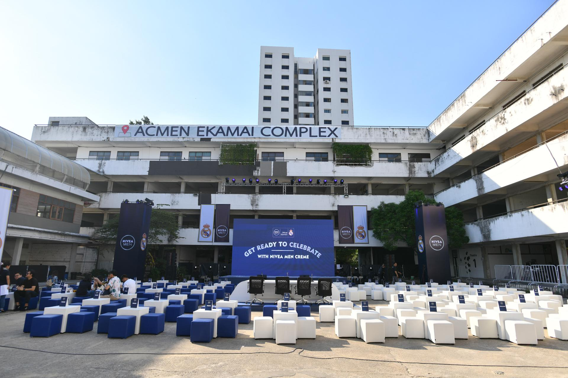 Acmen Ekamai Complex - Outdoor Space 1
